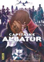 Couverture Capitaine Albator : Dimension Voyage, tome 6