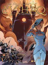 Couverture La Caravane de l'étrange - Les Naufragés d'Ythaq, tome 15