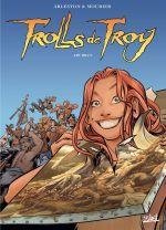 Couverture Art brut - Trolls de Troy, tome 23