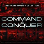 Pochette Command & Conquer: The Ultimate Music Collection (OST)