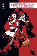 Couverture Le futur contre-attaque - Harley Quinn (Rebirth), tome 3