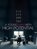 Affiche A young man with high potential