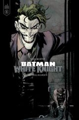 Couverture Batman : White Knight