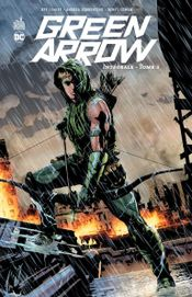 Couverture Green Arrow - Intégrale Tome 1
