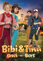 Affiche Bibi et Tina : Filles contre garçons
