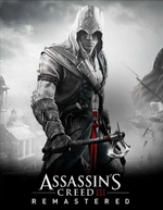 Jaquette Assassin's Creed III Remastered