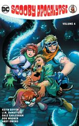 Couverture Scooby Apocalypse Vol.4
