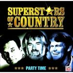 Pochette Superstars of Country: Party Time