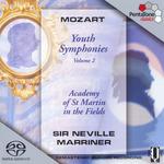Pochette Youth Symphonies, Volume 2