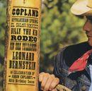 Pochette Appalachian Spring / El Salón México / Billy the Kid / Rodeo
