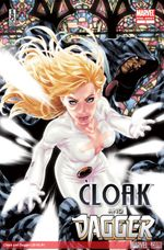 Couverture Cloak and Dagger (2010) #1 - The broken church (One-Shot)