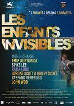 Affiche Les Enfants invisibles