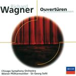 Pochette Ouvertüren & Orchesterszenen