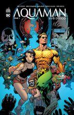Couverture Aquaman : Sub Diego, tome 1