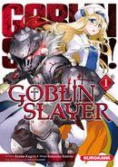 Couverture Goblin Slayer