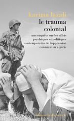 Couverture Le trauma colonial