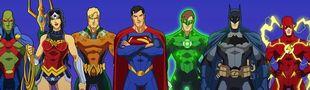 Cover Séries animées adaptées de comics