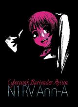 Jaquette N1RV Ann-A: Cyberpunk Bartender Action