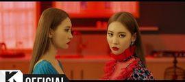 Vidéo Clip : Siren de Sunmi