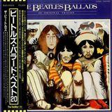 Pochette The Beatles Ballads