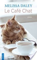 Couverture Le café chat