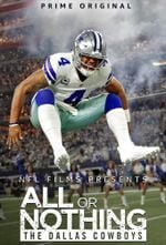 Affiche All Or Nothing: The Dallas Cowboys