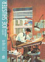 Couverture Joe Shuster, un rêve américain