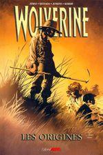 Couverture Wolverine : Les origines