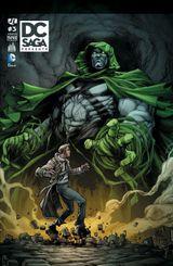 Couverture Forever Evil : L'ombre du mal (2/3) - DC Saga présente, tome 3