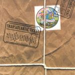 Pochette Transatlantic Ticket