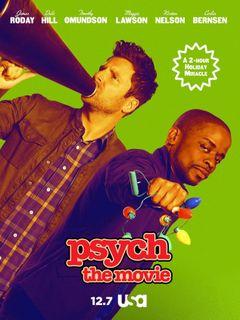 Affiche Psych : The Movie
