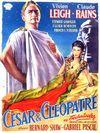 Affiche César et Cléopâtre