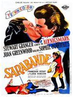 Affiche Sarabande