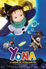 Affiche Yona, la légende de l'oiseau-sans-aile
