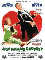 Affiche Mon homme Godfrey