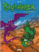 Couverture Dragon junior - Raghnarok, tome 1