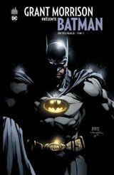 Couverture Grant Morrison présente Batman : Intégrale, tome 3