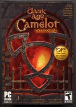 Jaquette Dark Age of Camelot : Catacombs