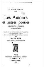 Couverture Les Amours et autres poèmes