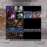 Pochette Subhumanizer: Complete Discography