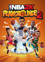 Jaquette NBA 2K Playgrounds 2