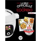 Couverture La bible officielle du cookeo