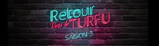 Cover Retour vers le Turfu : Le Podcast de la Popculture Passé, Présent, Futur