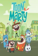 Affiche ToonMarty