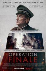 Affiche Operation Finale