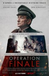 Affiche Operation Finale