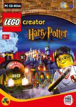 Jaquette Lego Creator : Harry Potter