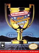 Jaquette Nintendo World Championships