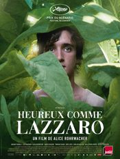 Affiche Heureux comme Lazzaro