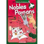 Couverture Nobles paysans, tome 5